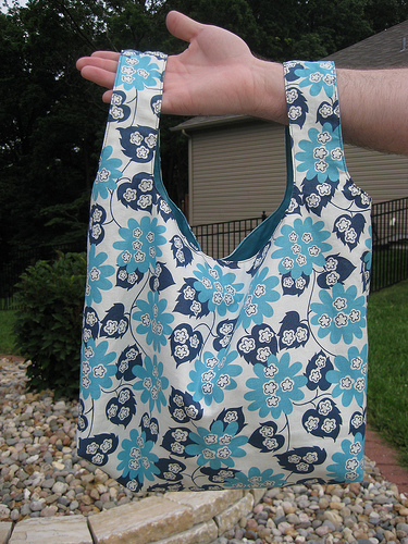market bag | a little bird made me
